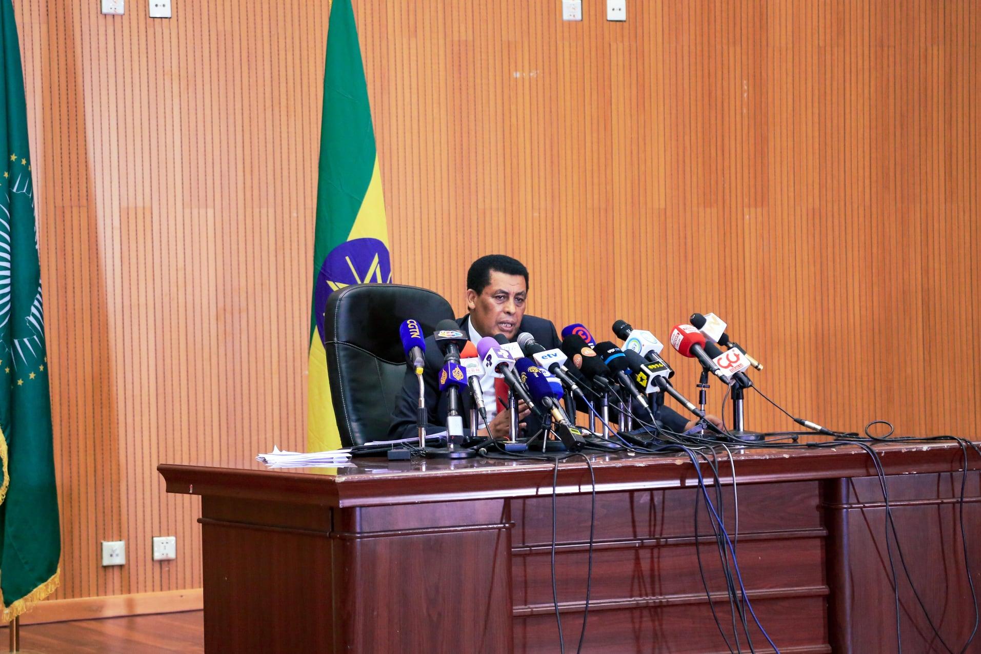 Foreign Affairs of Ethiopia