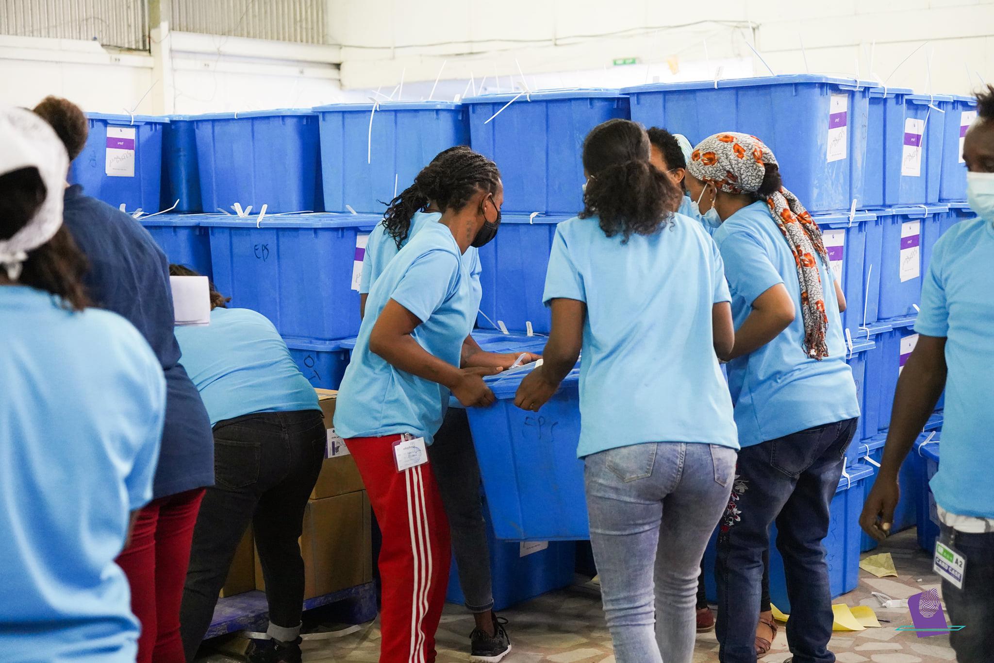 Ethiopia General Elections