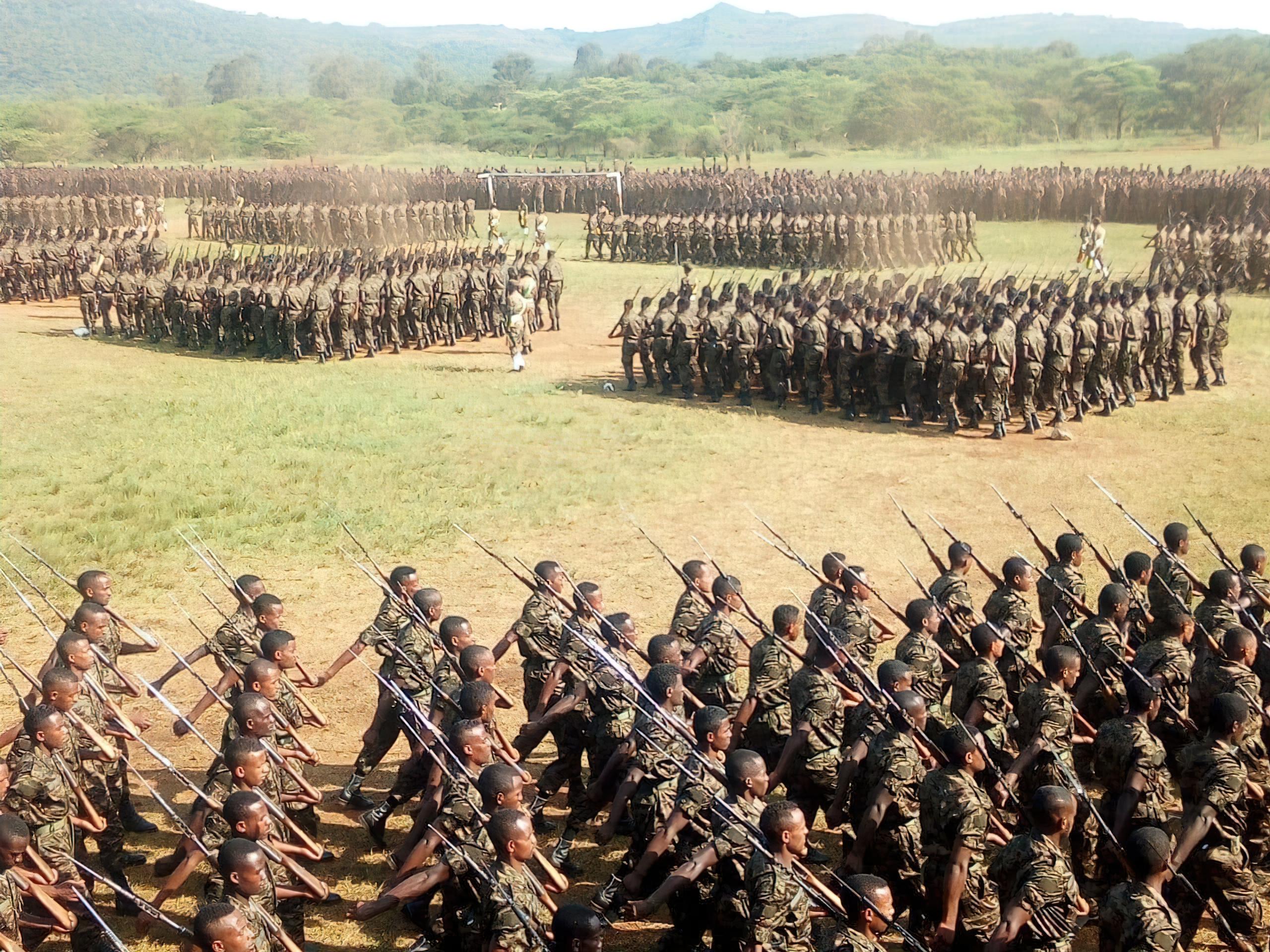 BirSheleko Military Training School