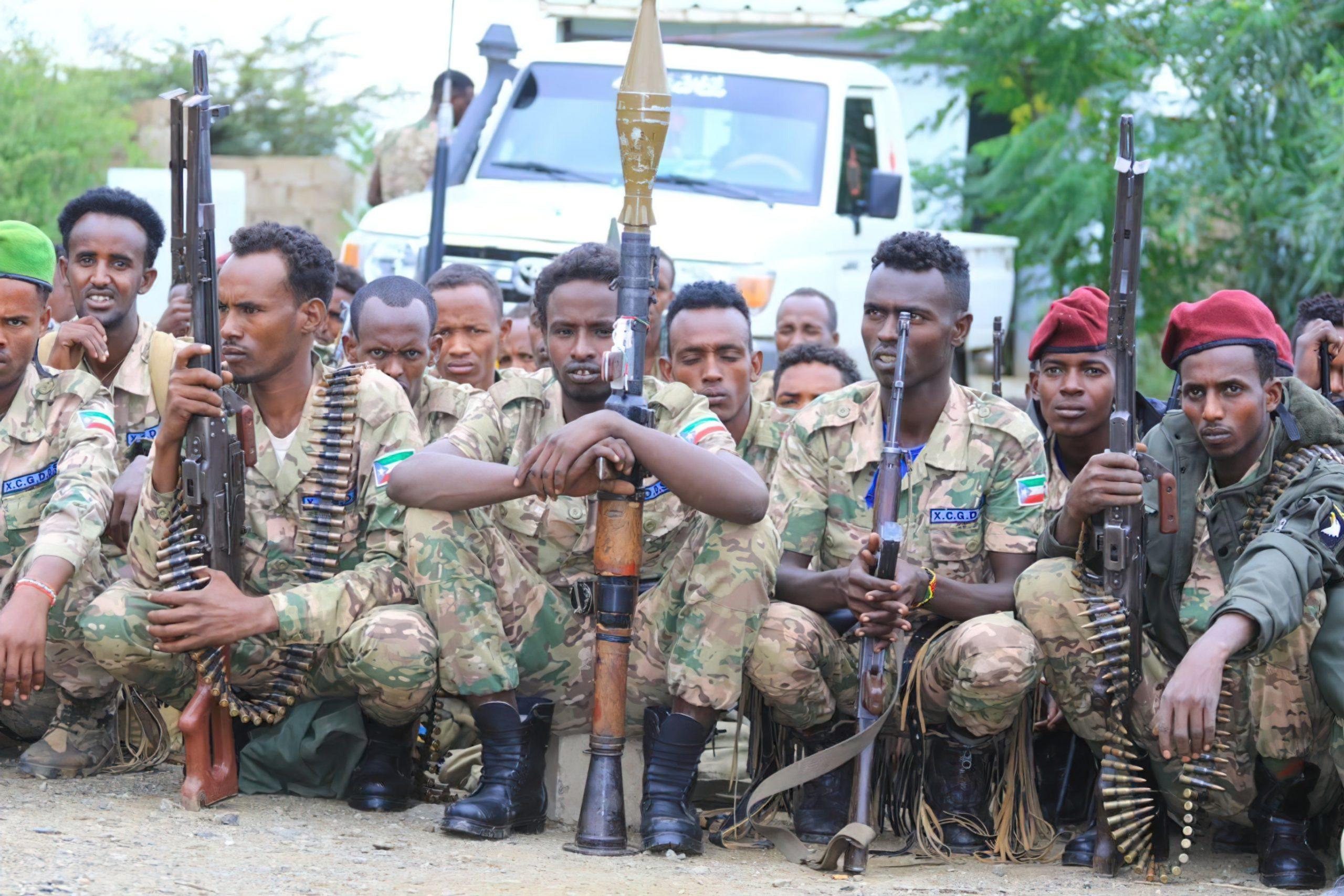 Ethiopia Militias