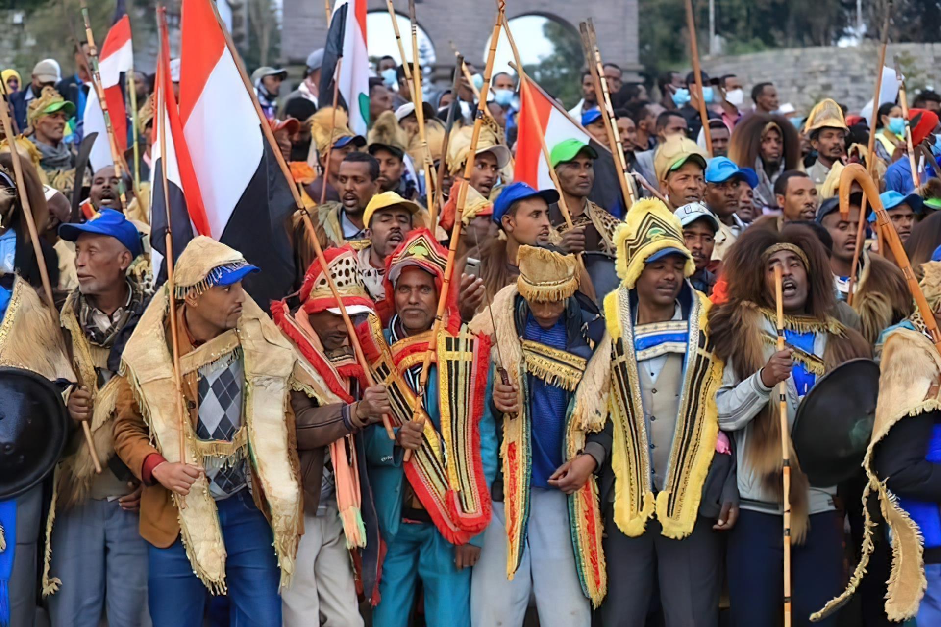 Ethiopia Genocide