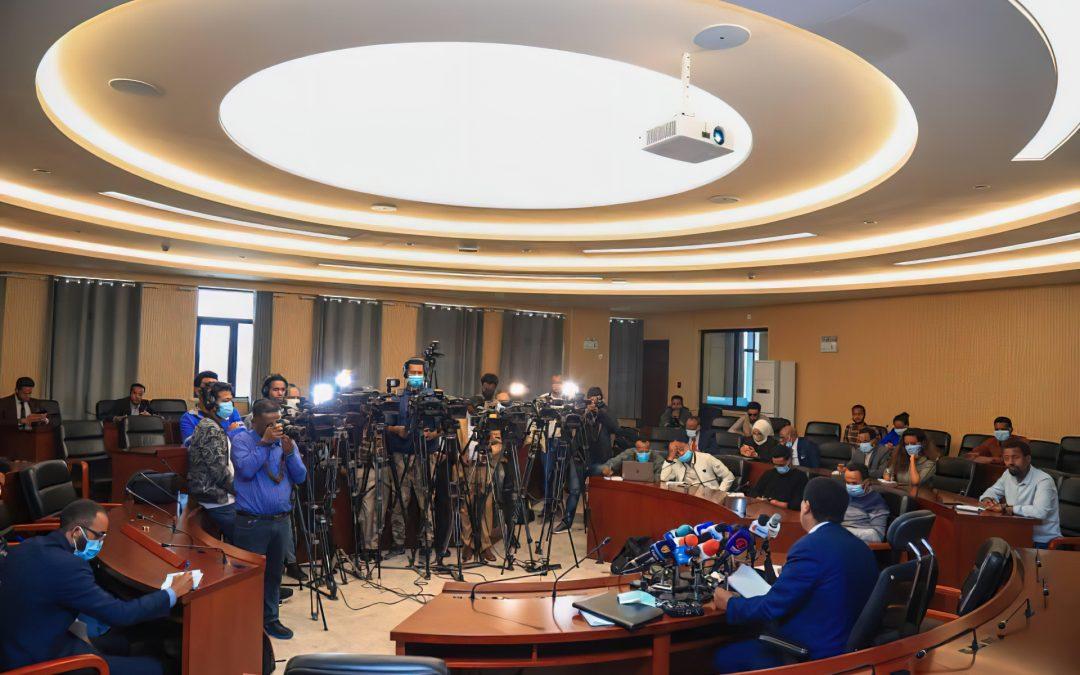 ETHIOPIA FOREIGN AFFAIRS BIWEEKLY PRESS BRIEFING