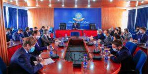 DEMEKE MEKONNEN CONFERS WITH EU AMBASSADORS AND REPRESENTATIVES OF EUROPEAN COUNTRIES